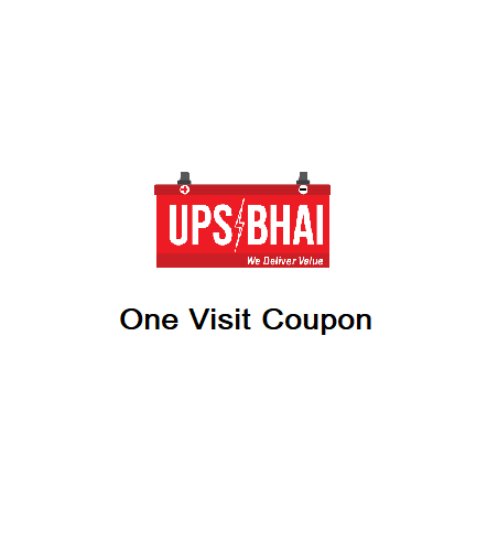 ONE VISIT SERVICE COUPON