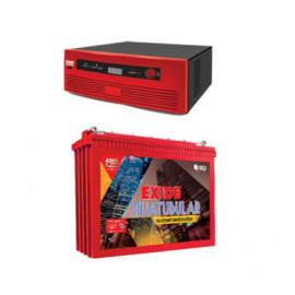 Exide 1450(12V) + IT500(150AH)