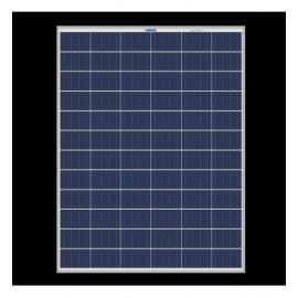 Luminous 165W / 12V Solar Panel