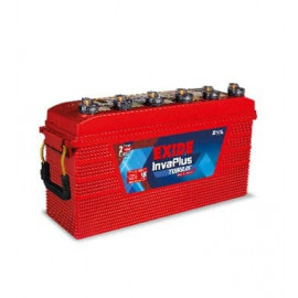 Exide IPST1500 - 150AH Invaplus Tubular Battery