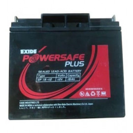 Exide SMF 18AH POWERSAFE PLUS