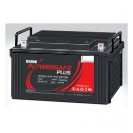Exide SMF 65AH POWERSAFE PLUS