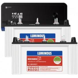 Luminous 1700 Zelio + Battery 150 Ah - RC18000ST(2N)